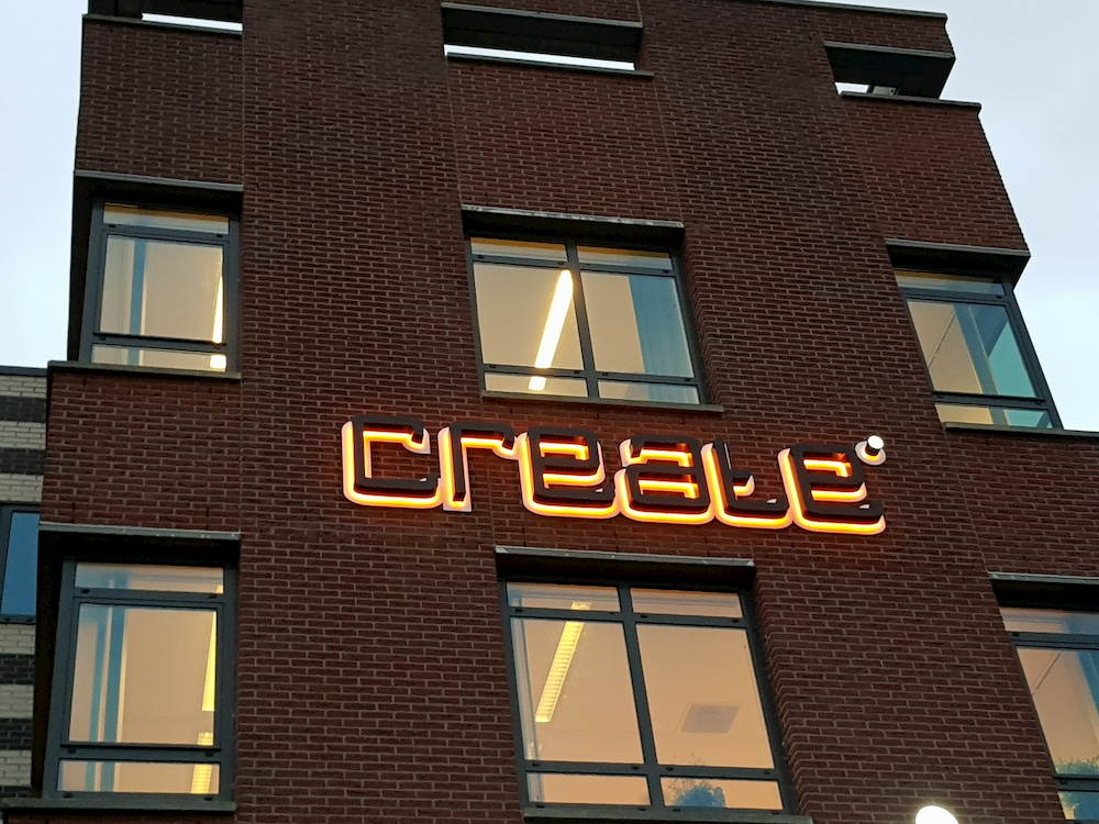 Exterieur van kantoor Create Alkmaar